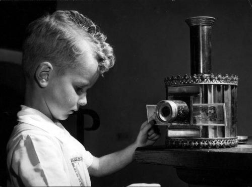 naald plaat microscope